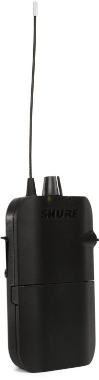 Shure P3R Wireless Bodypack Receiver - H20 Band image 1