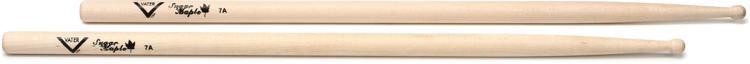 Vater Sugar Maple Drumsticks - 7A Wood Tip image 1