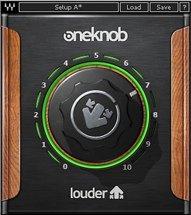 Waves OneKnob Louder Plug-in