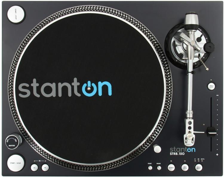 Stanton STR8.150 Turntable image 1