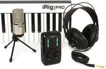 IK Multimedia iRig PRO DUO Studio Suite Deluxe