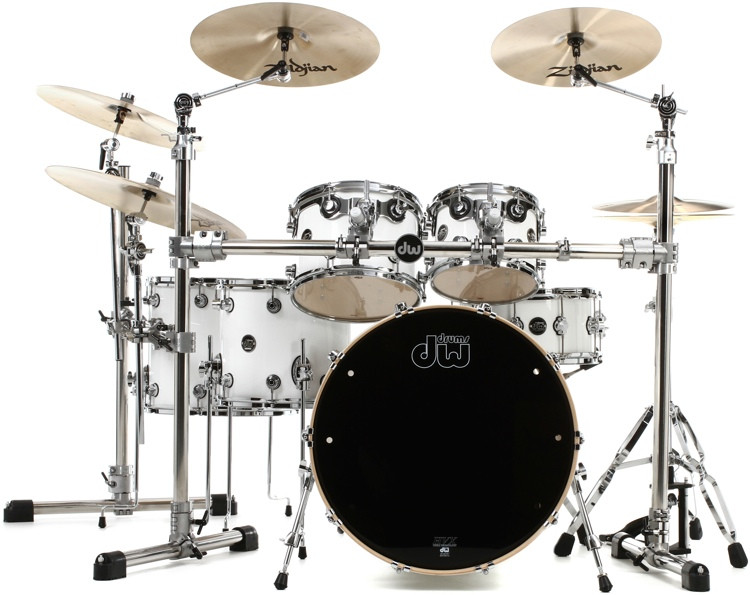 DW Performance Series 6-piece Shell Pack with Snare - 24