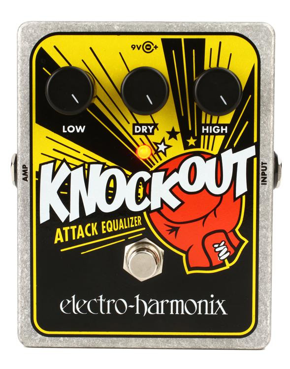 Electro-Harmonix Knockout Attack Equalizer Reissue Pedal image 1