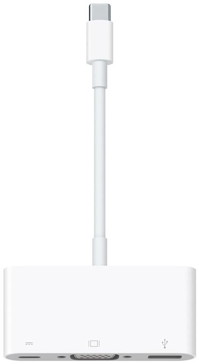 Apple USB-C VGA Multiport Adapter image 1