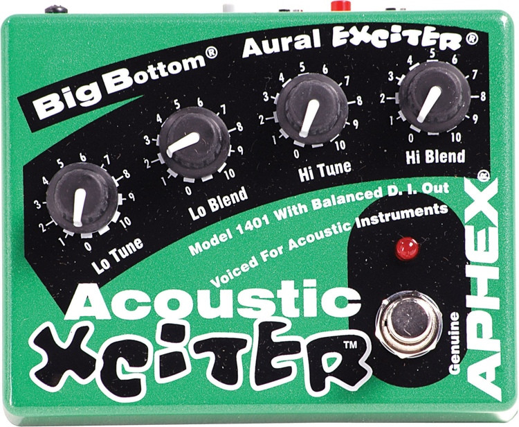 User reviews rated 5/5 : Aphex 1401 Acoustic Xciter ...