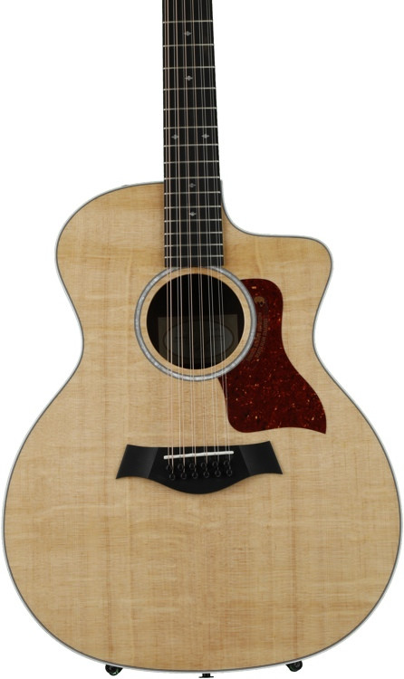 Taylor 254ce-K DLX 12-string - Koa back and sides image 1