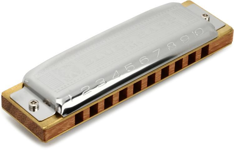 Hohner Blues Harp - Key of A image 1