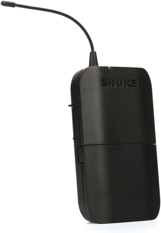 Shure BLX1 Bodypack Transmitter - H10 Band image 1