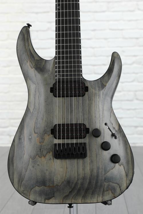 Schecter C-7 Apocalypse - Rust Grey