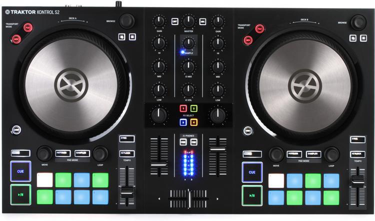 Traktor Kontrol S2 MK3 2-channel DJ Controller