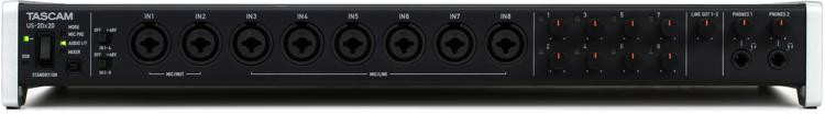 TASCAM Celesonic US-20x20 USB 3.0 Audio Interface image 1