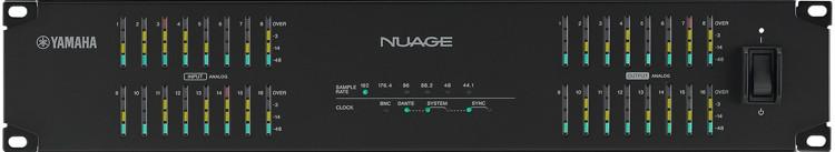Yamaha Nio500-A16 16-channel Analog I/O for Nuage image 1
