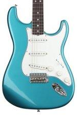 Fender Eric Johnson Stratocaster - Lucerne Aqua Firemist with Rosewood Fingerboard