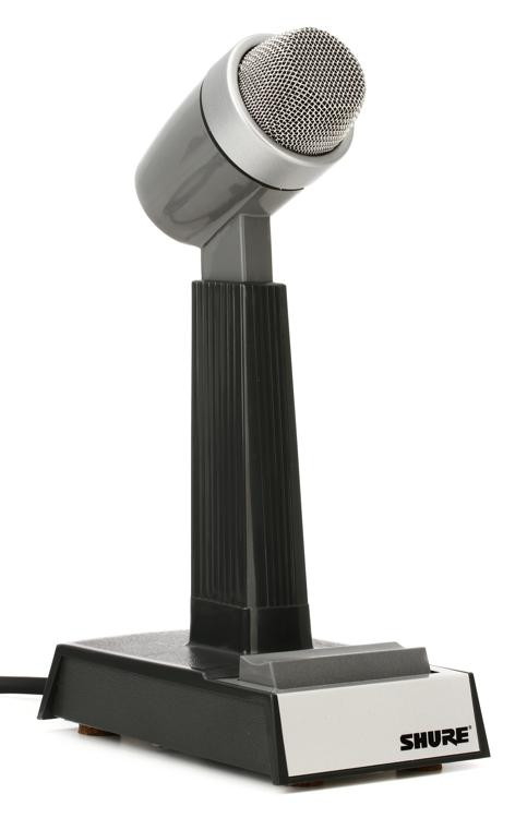 shure 522 base station microphone sweetwater. Black Bedroom Furniture Sets. Home Design Ideas