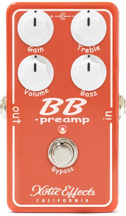 Xotic BB Preamp Pedal image 1