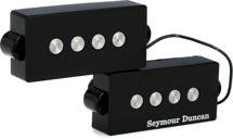 Seymour Duncan Basslines SPB-3 Quarter Pound Pickups for P-Bass - Black