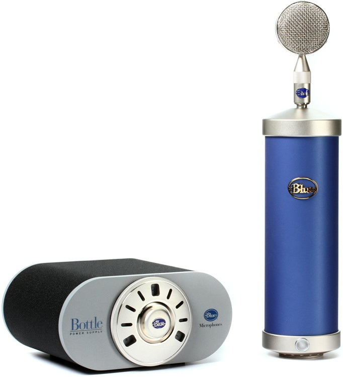 Blue Microphones Bottle Large-diaphragm Tube Condenser Microphone image 1