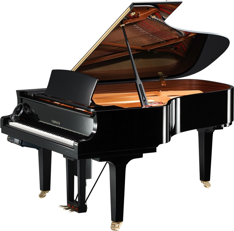 Yamaha DC6XE3PRO Disklavier Grand Piano image 1