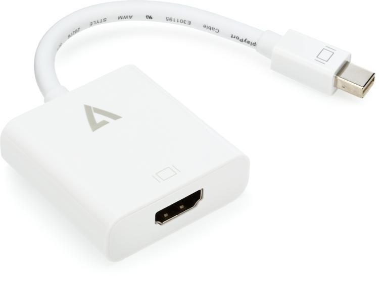 V7 Mini DisplayPort Adapter - HDMI image 1