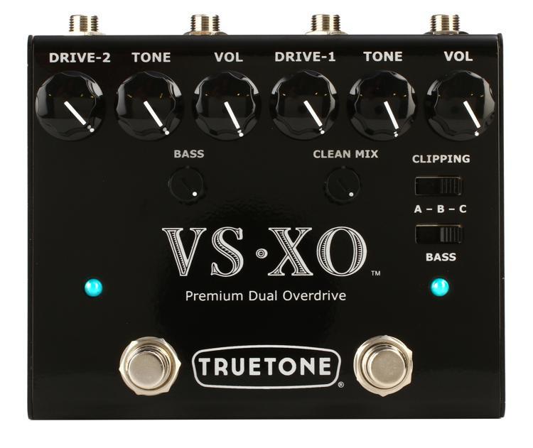 Truetone VS-XO Dual Overdrive Pedal image 1