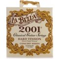 La Bella 2001 Classical Guitar Strings - Hard Tension
