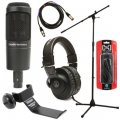 Audio-Technica AT2035 Vocalist Package