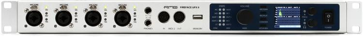 RME Fireface UFX II USB 2 Audio Interface image 1