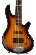 Lakland Skyline 55-02 Standard - 3-Tone Sunburst, Rosewood Fingerboard