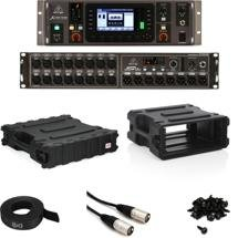 Behringer X32 Rack Pack with S16 Stage Box