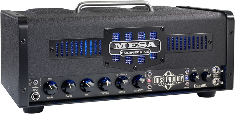 Mesa/Boogie Bass Prodigy Four:88 250-watt Tube Bass Head image 1