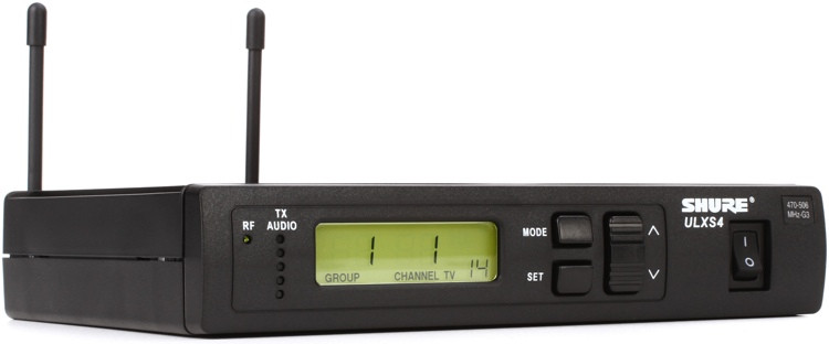 ULXS4 Wireless Receiver - G3 Band