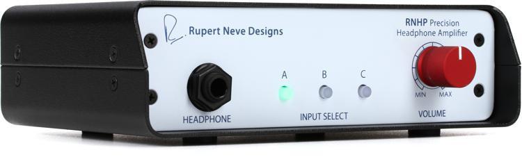 Rupert Neve Designs RNHP 1-Ch Precision Headphone Amplifier image 1