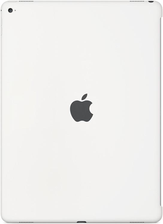 Apple iPad Pro Silicone Case - White image 1