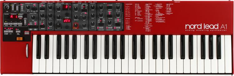 Nord Lead A1 Analog Modeling Synthesizer image 1