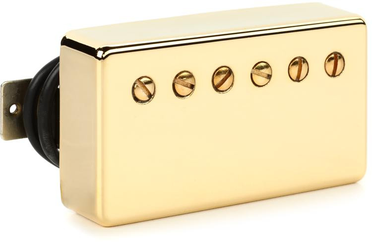 Seymour Duncan SH-1n \'59 Model 4-Conductor Pickup - Gold Neck image 1