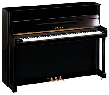 Yamaha b2 Acoustic Upright Piano - Polished Walnut image 1