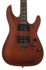 Schecter Omen-6 - Walnut Satin
