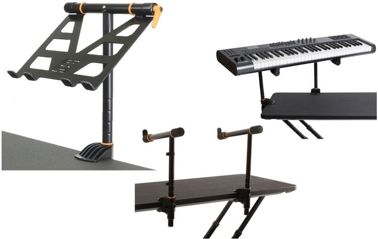 tables and keyboard not included - Utility Table