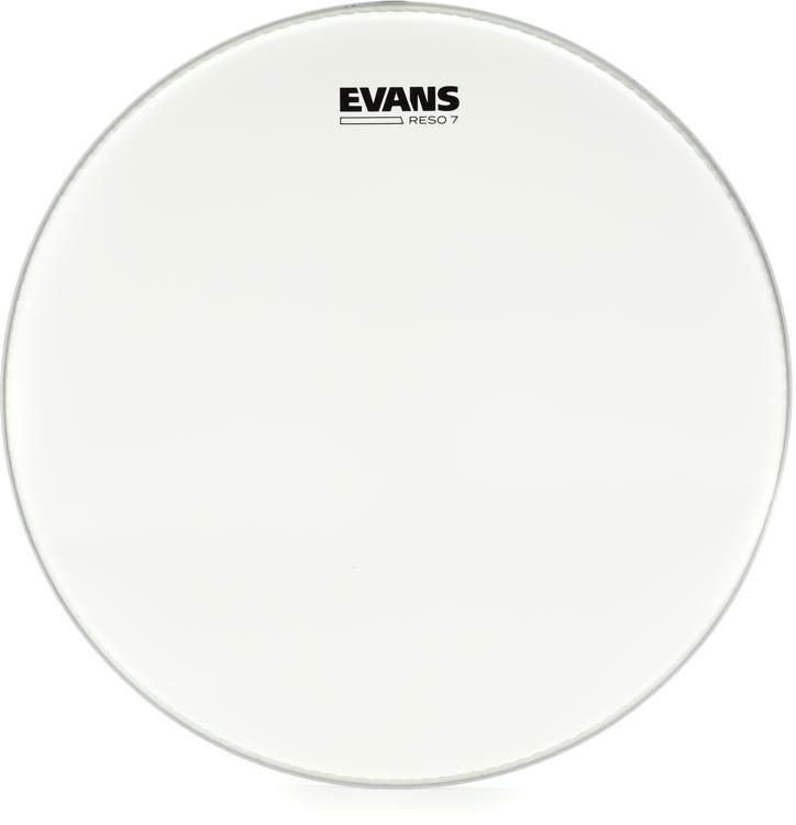 Evans Reso 7 Coated Resonant Drum Head - 16