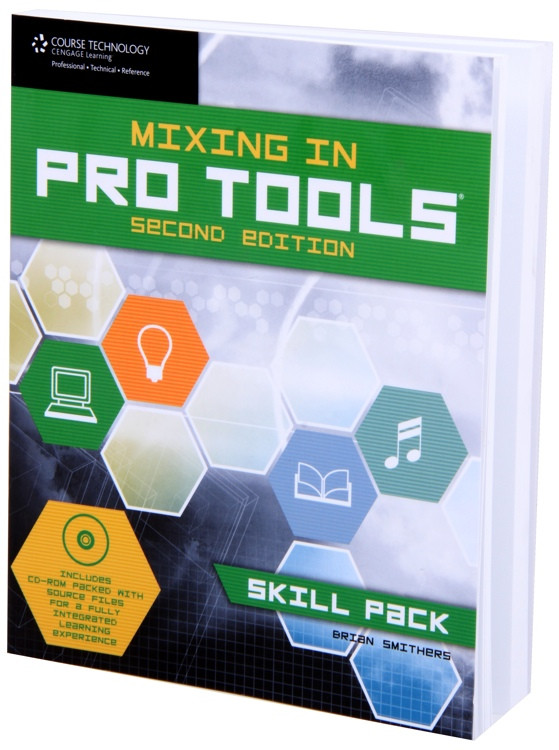 Thomson Course Technology Mixing in Pro Tools - Skill Pack, Second Edition image 1