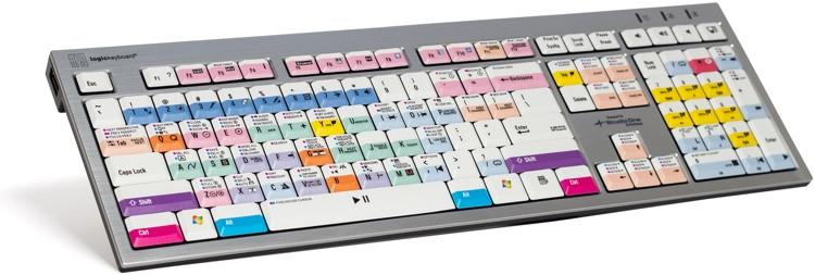 LogicKeyboard Slim Line PC Keyboard - PreSonus Studio One image 1