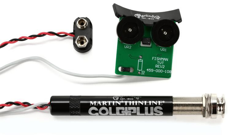 Martin Gold Plus VTII Acoustic Pickup System image 1