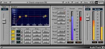 Waves AudioTrack Plug-in image 1