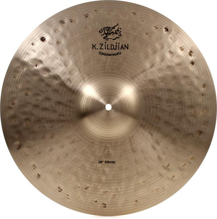 Zildjian K Constantinople Crash - 18