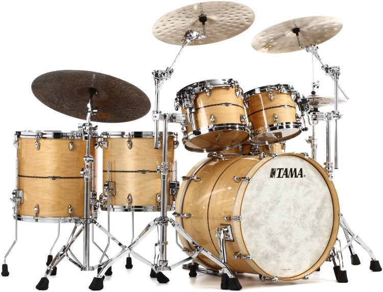 Tama Star Series 5-pc Shell Pack - Super Maple image 1