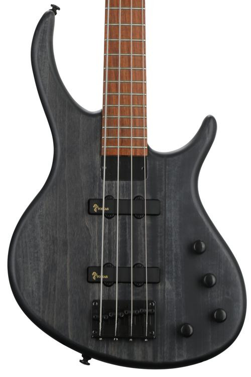 Toby Deluxe IV Bass - Transparent Black image 1