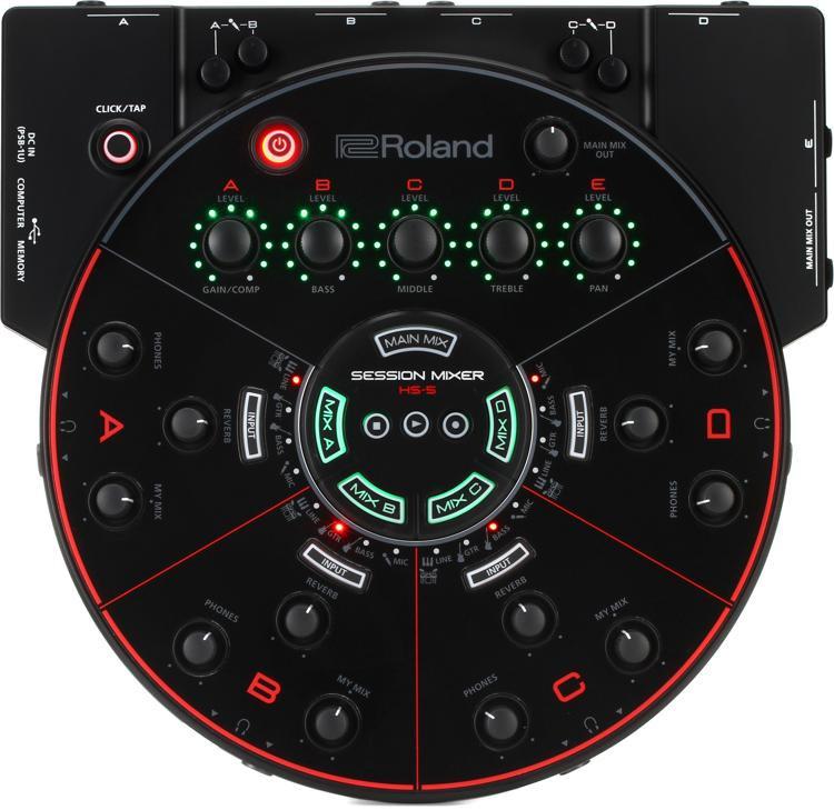 Roland HS-5 Session Mixer image 1