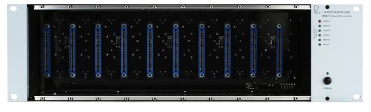 Rupert Neve Designs R10 10-slot 500 Series Rack image 1