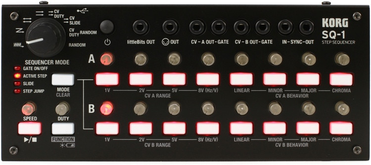 Korg SQ-1 Step Sequencer image 1