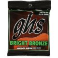 GHS BB40M Bright Bronze - 80/20 Bronze Medium Acoustic Guitar Strings
